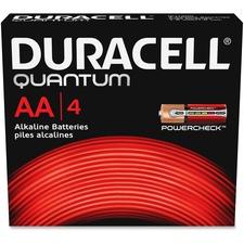 DUR 66213 Duracell Quantum AA Batteries DUR66213