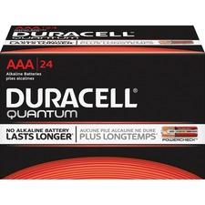 DUR 66241 Duracell Quantum AAA Batteries DUR66241