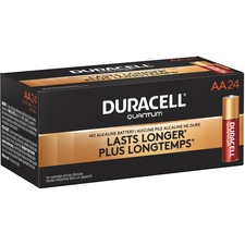 DUR QU1500BKD Duracell High-density Core Quantum AA Batteries DURQU1500BKD