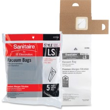 Sanitaire Upright 5700/5800 Dust Bag - 1.13 gal - White
