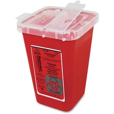 IMP 7350 Impact Products 1-qt Sharps Container IMP7350