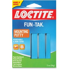LOC 1270884 Loctite Fun Tak Mounting Putty LOC1270884