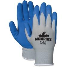 MCS CRW96731L MCR Safety Bamboo Protective Gloves MCSCRW96731L