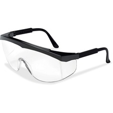 MCS CRWSS110 MCR Safety Stratos Wraparound Design Glasses MCSCRWSS110