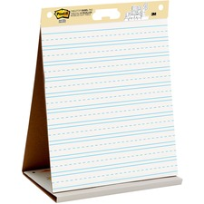 MMM 563PRL 3M Post-it Tabletop Easel Pad MMM563PRL