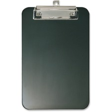 OIC 83002 Officemate Memo Size Plastic Clipboard OIC83002