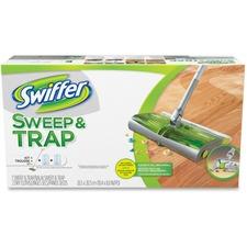 PGC 88710 Procter & Gamble Swiffer Sweep/Trap Sweeper Kit PGC88710
