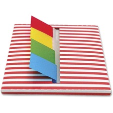 RTG 75012 Redi-Tag Designer Flag Desk Dispenser RTG75012