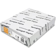 SGH 035100 Springhill Digital Index 90 lb. Multipurpose Paper SGH035100