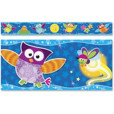 TEP 85125 Trend Owl-Stars Collection Bolder Borders TEP85125