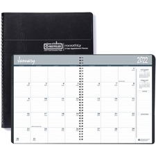 HOD 262002 Doolittle 24-mth Large Monthly Planner HOD262002