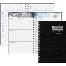HOD 274RTG02 Doolittle Ready-To-Go Academic Planner HOD274RTG02