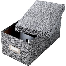 OXF 40589 Oxford Index Card Storage Boxes  OXF40589