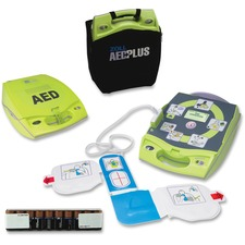 ZOLL Medical CPR Feedback Fully Automatic AED - Automatic - Lime Green