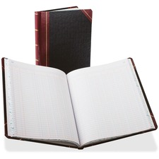 BOR 211506 Boorum 21 Srs Single Page Columnar Books BOR211506