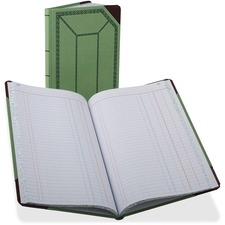 BOR 6718150J Boorum 67-1/8 Series Canvas Journal Books BOR6718150J
