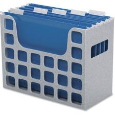 PFX 23054 Pendaflex Plastic Desktop Letter Hanging File PFX23054