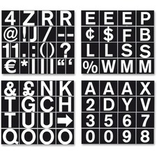 Magnetic Letters & Numbers