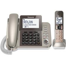 PAN KXTGF350N Panasonic Corded/cordless Phone/Answering Machine PANKXTGF350N