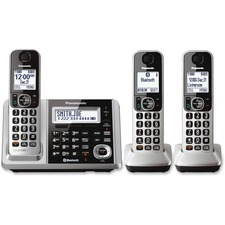 PAN KXTGF373S Panasonic KXTGF373S Link2Phone Phone System PANKXTGF373S
