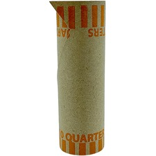 WRAPPERS,COIN,TUBE,QUARTER