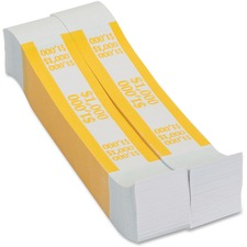 CTX 401000 Coin-Tainer Currency Straps CTX401000