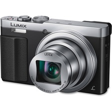 PAN DMCZS50S Panasonic Lumix 30X LEICA Lens Digital Camera PANDMCZS50S