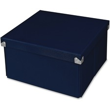 SAM PNS02LSNY Samsill Medium Square Folding Storage Box System SAMPNS02LSNY