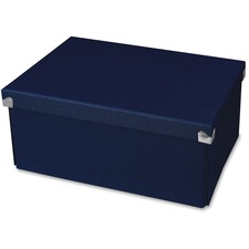 SAM PNS04LSNY Samsill Med. Rectangle Folding Storage Box System SAMPNS04LSNY