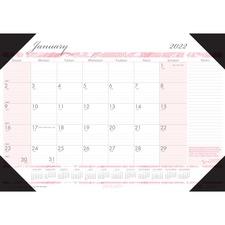 HOD 1467 Doolittle Breast Cancer Awareness Desk Pad HOD1467