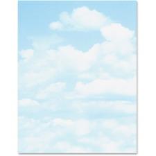 GEO 46887S Geographics Clouds Design Laser/Inkjet Paper GEO46887S