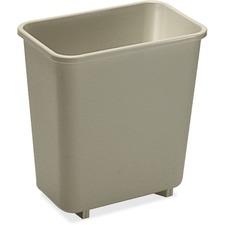 RCP 2952BG Rubbermaid Comm. Vanity Wastebasket RCP2952BG