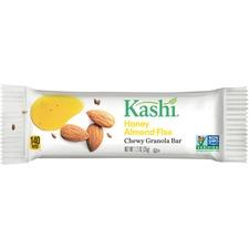 Kashi Honey Almond Flax Chewy Granola Bar - Honey, Almond - 12 / Box