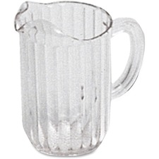 RCP 333600CLR Rubbermaid Comm. Bouncer Pitcher RCP333600CLR