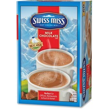 SWM 47437 Swiss Miss Milk Chocolate Mix SWM47437