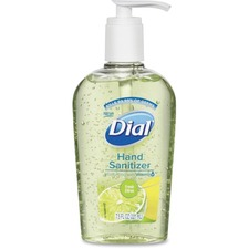DIA 1700099595CT Dial Corp. Dial Fresh Citrus Hand Sanitizer DIA1700099595CT