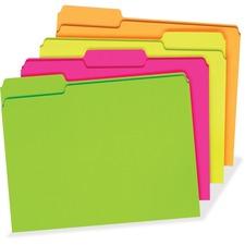 PFX 40523 Pendaflex Glow File Folder PFX40523