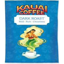 OFX 16173 Office Snax Kauai Dark Roast Coffee OFX16173