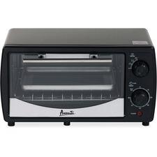 AVA PO3A1B Avanti .9 Liter Toaster Oven AVAPO3A1B