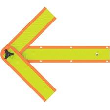 DEF SA2034C Deflect-O Reflective Safety Arrow  DEFSA2034C