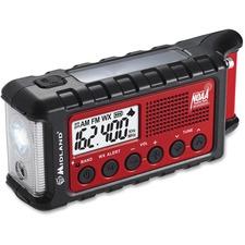 MRO ER310 Midland Radio ER310 E-Ready Emergency Alert Radio MROER310