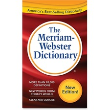 MER 2956 Merriam-Webster's Dictionary MER2956