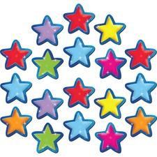 TCR 77209 Teacher Created Resources Stars Magnetic Accents