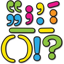 TCR 77220 Teacher Created Resources Punctuation Magnetic Accents