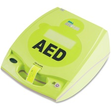 ZOLL Medical AED Plus Defibrillator - Automatic - Lime