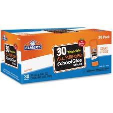 EPI E599 Elmer's All-purpose School Glue Sticks Bulk Pack EPIE599
