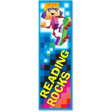 TEP 12125 Trend Reading Rocks Bookmark TEP12125