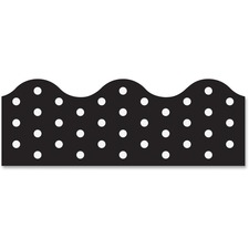 TEP 92671 Trend Polka Dots Board Trimmers TEP92671