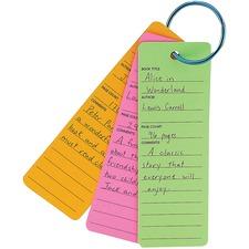 HYX 42670 Hygloss Prod. Bright Book Buddies Bookmarks HYX42670