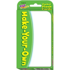 TEP 23019 Trend Make-your-own Flash Cards TEP23019